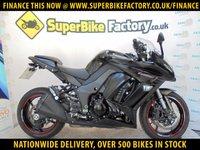 USED 2013 63 KAWASAKI Z1000SX GDF  GOOD & BAD CREDIT ACCEPTED, OVER 500+ BIKES