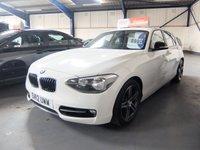 USED 2012 12 BMW 1 SERIES 1.6 118I SPORT 5d 168 BHP