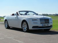 USED 2015 65 ROLLS-ROYCE DAWN 6.6 CONVERTIBLE / VAT QUALIFING