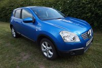 2008 NISSAN QASHQAI 2.0 TEKNA DCI 4WD 5d AUTO 148 BHP,PAN ROOF,HEATED LEATHER,CRUISE,REAR PARK,FSH £6490.00