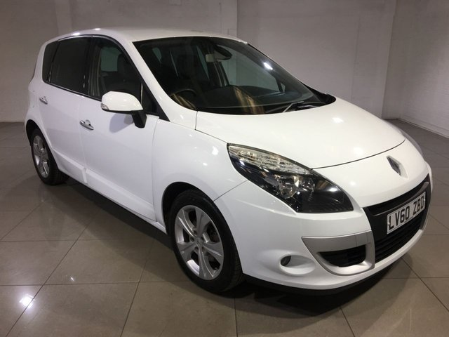 View our 2011 60 RENAULT SCENIC 1.5 DYNAMIQUE TOMTOM DCI FAP 5d 109 BHP