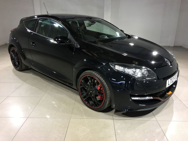 View our 2012 12 RENAULT MEGANE 2.0 RENAULTSPORT 16V 3d 265 BHP