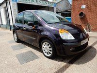 USED 2005 05 RENAULT MODUS 1.5 DYNAMIQUE DCI 5d 80 BHP CHEAP TO RUN AND TAX,MOT UNTIL APRIL 2018