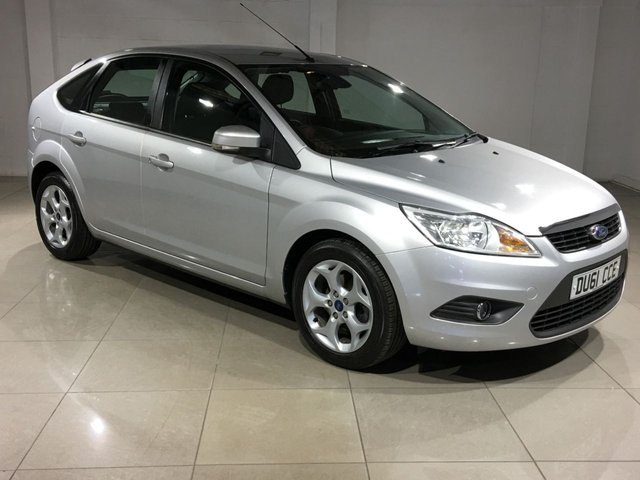 View our 2011 61 FORD FOCUS 1.6 SPORT TDCI 5d 107 BHP