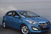 2013 HYUNDAI I30 1.6 ACTIVE BLUE DRIVE CRDI 5d 109 BHP £5995.00