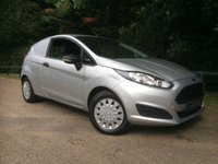 USED 2013 13 FORD FIESTA 1.6 ECONETIC TDCI 1d 94 BHP *** NEW SHAPE ***  JUST ARRIVED, 1 OWNER, GREAT SMALL VAN IN EXCELLENT CONDITION, WITH ONLY 33,000 MILES AND FULL SERVICE HISTORY