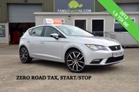 USED 2013 SEAT LEON 1.6 TDI SE 5d 105 BHP *FROM £119 MONTHLY*