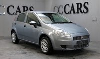 USED 2009 59 FIAT GRANDE PUNTO 1.4 ACTIVE 8V 5d 77 BHP LOW MILEAGE FULL SERV HISTORY