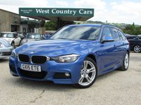 USED 2015 15 BMW 3 SERIES 2.0 318D M SPORT TOURING 5d 141 BHP 1 Private Owner From New