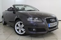USED 2009 09 AUDI A3 1.8 TFSI SPORT 2DR AUTOMATIC 158 BHP FULL AUDI SERVICE HISTORY + 0% FINANCE AVAILABLE T&C'S APPLY + CLIMATE CONTROL + RADIO/CD + AUXILIARY PORT + 17 INCH ALLOY WHEELS