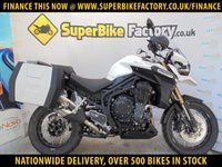 USED 2016 66 TRIUMPH EXPLORER 1215  GOOD & BAD CREDIT ACCEPTED, OVER 500+ BIKES