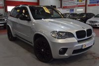USED 2011 61 BMW X5 3.0 XDRIVE30D M SPORT 5d AUTO 241 BHP A BEAUTIFUL EXAMPLE WITH FULL BMW SERVICE HISTORY. AND A FULLY LOADED.