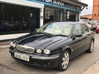 2006 JAGUAR X-TYPE}