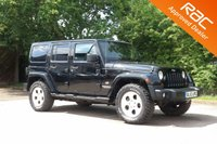 2014 JEEP WRANGLER 2.8 CRD OVERLAND UNLIMITED AXLE PLUS 4d AUTO 197 BHP £24950.00