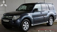 USED 2009 09 MITSUBISHI SHOGUN 3.2 GLX EQUIPPE LWB DI-D 5 DOOR AUTO 167 BHP Finance? No deposit required and decision in minutes.