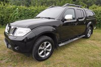 2010 NISSAN NAVARA 2.5 DCI TEKNA 4X4 DCB 1d 188 BHP,SAT-NAV,CAMERA,HEATED LEATHER,CRUISE,FSH,INC VAT £11790.00