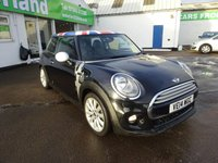 USED 2014 14 MINI HATCH COOPER 1.5 COOPER D 3d 114 BHP JUST ARRIVED..LOW MILEAGE,,NEW SHAPE