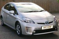 USED 2013 13 TOYOTA PRIUS 1.8 PLUG-IN HYBRID 5d AUTO 136 BHP