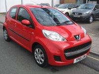 2011 PEUGEOT 107 1.0 URBAN 5d 68 BHP £SOLD