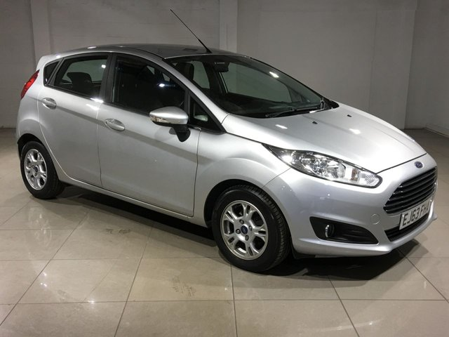 View our 2014 63 FORD FIESTA 1.6 ZETEC ECONETIC TDCI 5d 94 BHP
