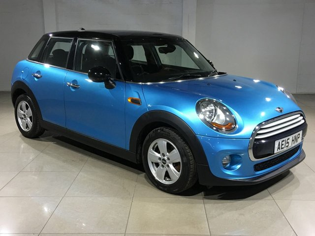 View our 2015 15 MINI HATCH COOPER 1.5 COOPER D 5d 114 BHP