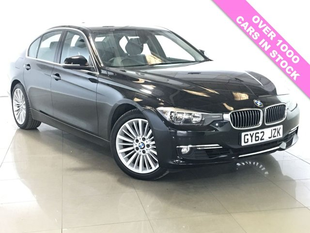 View our 2012 62 BMW 3 SERIES 2.0 320I LUXURY 4d AUTO 181 BHP