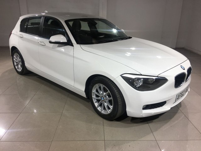 View our 2012 62 BMW 1 SERIES 1.6 116I SE 5d 135 BHP