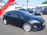 2012 FORD FOCUS 1.6 ZETEC S TDCI 5d 113 BHP £SOLD