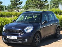 2012 MINI COUNTRYMAN 2.0 COOPER SD 5d 141 BHP £8995.00