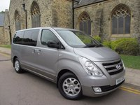 USED 2014 64 HYUNDAI I800 2.5 STYLE CRDI 5d AUTO 168 BHP ++ ONLY 26000 MILES ++