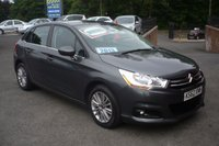 USED 2013 62 CITROEN C4 1.6 VTR PLUS HDI 5d 110 BHP