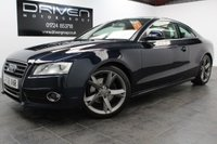 USED 2008 08 AUDI A5 1.8 TFSI SPORT 2d 170 BHP COUPE