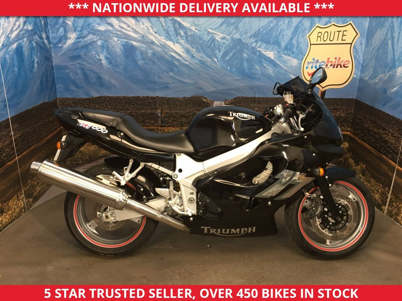 Used Triumph Motorbikes For Sale In Bradford West Yorkshire