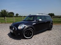 USED 2010 59 MINI CLUBMAN 1.6 COOPER D 5d 108 BHP ** OVER £4000 OF FACTORY OPTIONS **