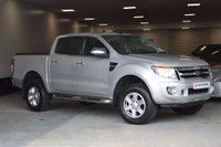 2014 FORD RANGER 2.2 LIMITED 4X4 DCB TDCI 148 BHP £13995.00