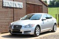 2009 JAGUAR XF 3.0 V6 LUXURY 4d AUTO 240 BHP £10990.00