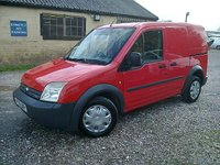2008 FORD TRANSIT CONNECT}