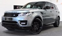 """USED 2014 14 LAND ROVER RANGE ROVER SPORT 3.0 SDV6 HSE DYNAMIC 5d AUTO 288 BHP *22"""" ALLOYS-PAN ROOF-STEALTH*"""