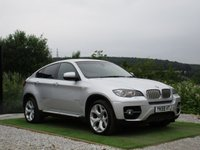USED 2009 59 BMW X6 3.0 XDRIVE35D 4d AUTO 282 BHP
