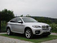 USED 2009 59 BMW X6 3.0 XDRIVE35D 4d AUTO 282 BHP