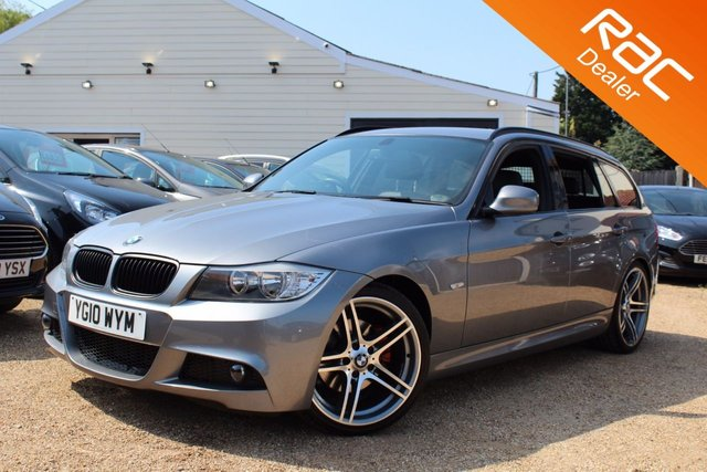 View our 2010 10 BMW 3 SERIES 2.0 320D M SPORT TOURING 5d 181 BHP