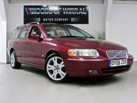 2006 VOLVO V70 2.0 T SE 5d 180 BHP £3980.00