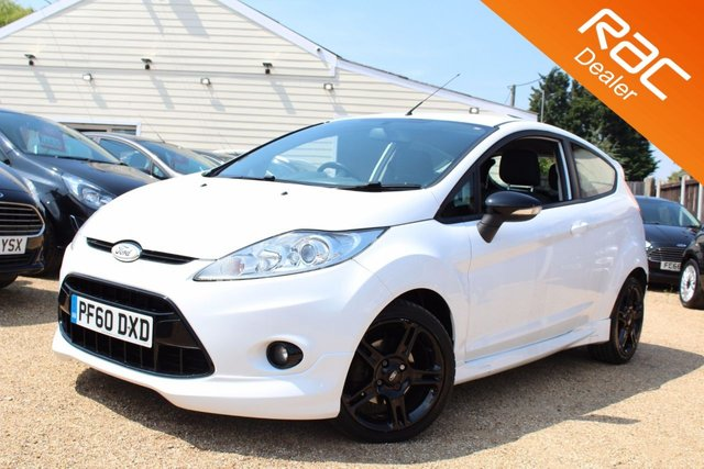 View our 2011 60 FORD FIESTA 1.6 ZETEC S TDCI 3d 94 BHP