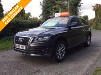 USED 2009 59 AUDI Q5 2.0 TDI QUATTRO DPF 5d 168 BHP FULL HISTORY - CAM-BELT CHANGED
