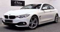 "USED 2013 63 BMW 4 SERIES 2.0 428I SPORT 2d AUTO 245 BHP **INDIVIDUAL-19""ALLOYS-BLACK PACK**"