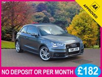 USED 2012 11 AUDI A1 1.4 TFSI S LINE 3dr PRICE CHECKED DAILY – WHY PAY MORE ??