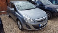USED 2012 12 VAUXHALL CORSA 1.4 ACTIVE AC 5d 98 BHP