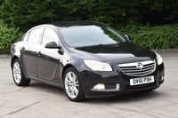 USED 2011 61 VAUXHALL INSIGNIA 2.0 EXCLUSIV CDTI 5d 128 BHP AIR CON DIESEL MANUAL CAR LOVELY DRIVE BARGAIN PRICE