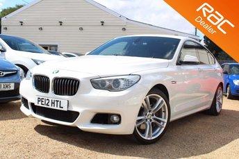 2012 BMW 5 SERIES}