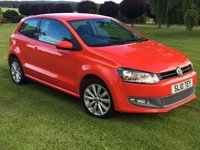 USED 2010 10 VOLKSWAGEN POLO 1.4 SEL 3d 85 BHP